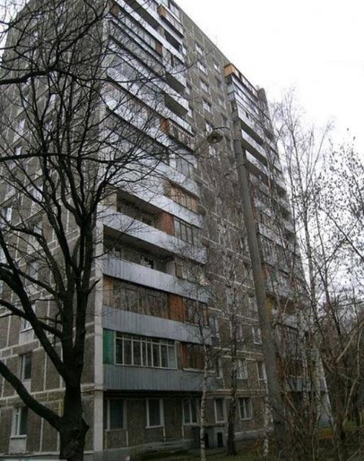 Москва, Косинская улица, дом 14, корпус 3, Серия И209а (ВАО, район Вешняки)