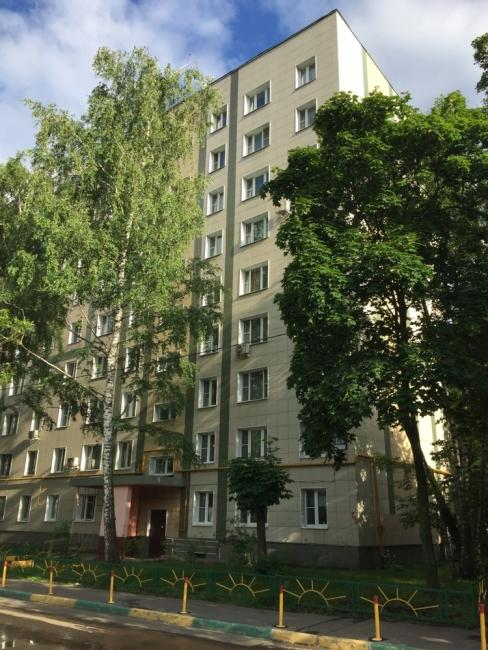 Москва, аллея Жемчуговой, дом 5, корпус 2 (ВАО, район Вешняки)