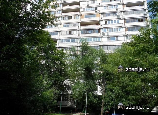 Москва, Кетчерская улица, дом 12, Серия II-68 (ВАО, район Вешняки)