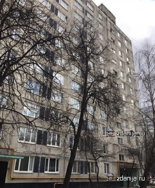 Москва, Востряковский проезд, дом 23, корпус 3 (ЮАО, район Бирюлево Западное)