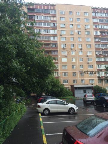 Москва, Уральская улица, дом 23, корпус 2 (ВАО, район Гольяново)