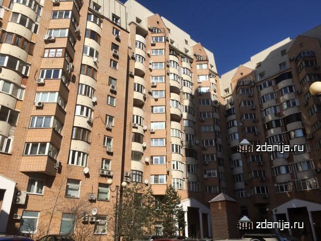 Москва, Зоологическая улица, дом 2 (ЦАО, район Пресненский)