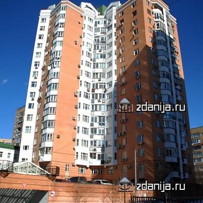 Москва, Зоологическая улица, дом 30, строение 2 (ЦАО, район Пресненский)