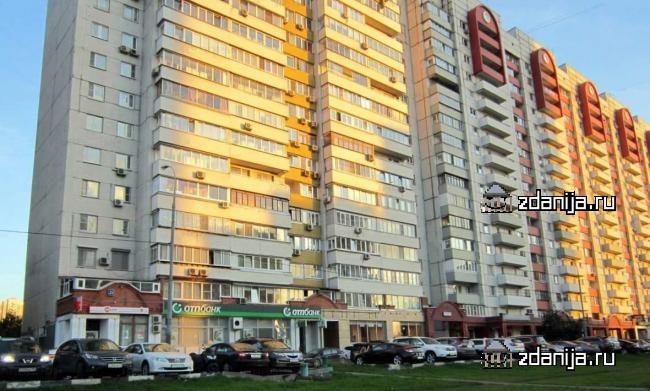 Москва, Мичуринский проспект, дом 21, корпус 1 (ЗАО, район Раменки)