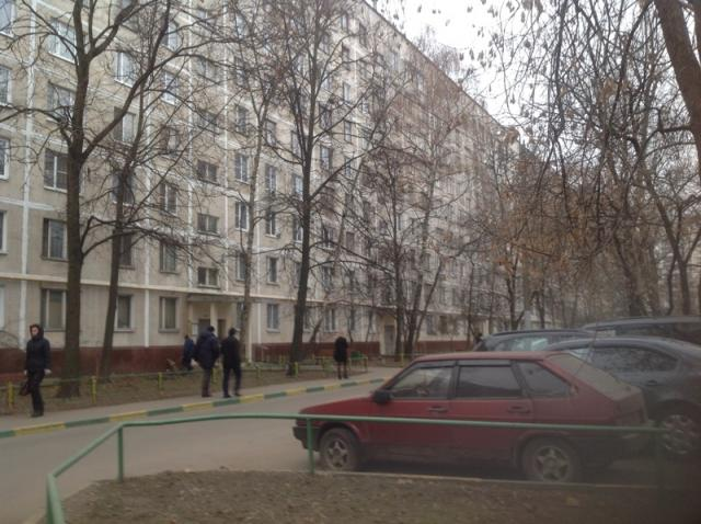 Москва, Уральская улица, дом 4, Серия: II-49Д (ВАО, район Гольяново)