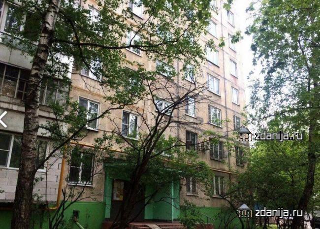 Москва, Вешняковская улица, дом 27, корпус 2, Серия: II-49Д (ВАО, район Вешняки)