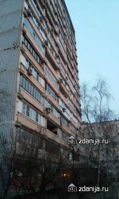 Москва, Алтайская улица, дом 17, корпус 2, Серия II-68 (ВАО, район Гольяново)