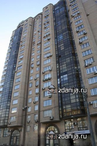 Москва, улица Академика Зелинского, дом 6 (ЮЗАО, район Гагаринский)