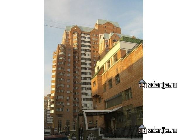 Москва, Зоологическая улица, дом 28, строение 2 (ЦАО, район Пресненский)