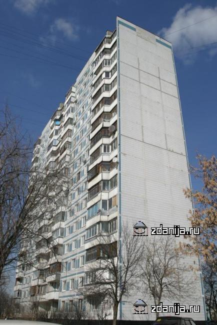 Москва, Ярославское шоссе, дом 120, корпус 1, Серия П-44 (СВАО, район Ярославский)