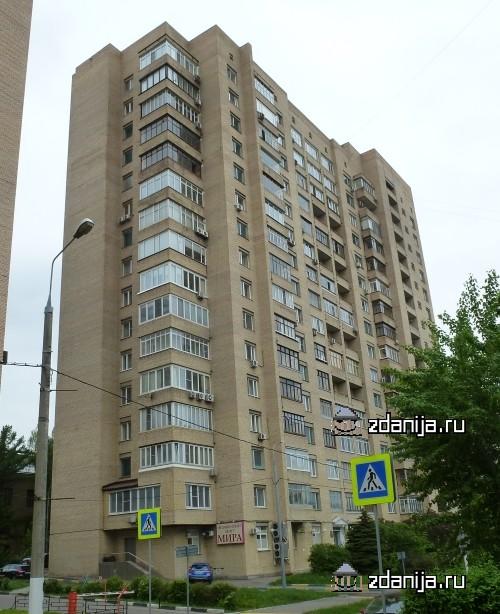 Москва, улица Академика Зелинского, дом 38, корпус 8 (ЮЗАО, район Гагаринский)
