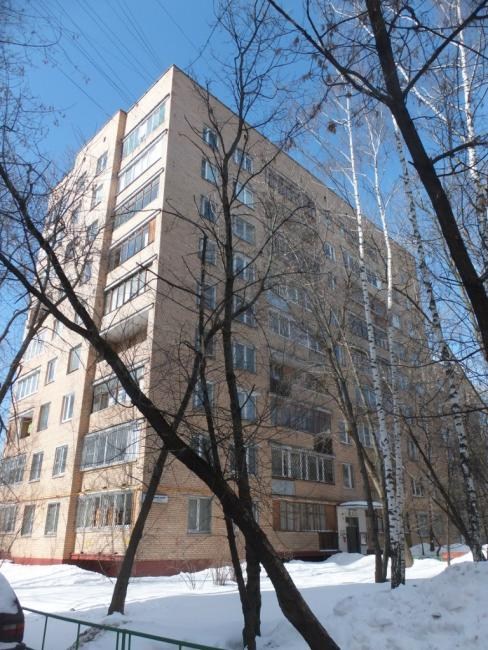 Москва, Пинский проезд, дом 5, Серия: II-29 (ЗАО, район Фили-Давыдково)