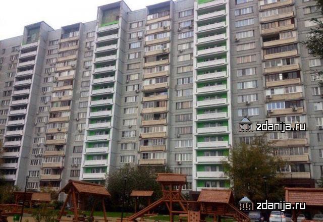 Москва, улица Яблочкова, дом 41Б (СВАО, район Бутырский)