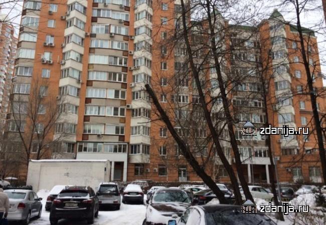Москва, Зоологическая улица, дом 18 (Центральный Административный Округ, район Пресненский)