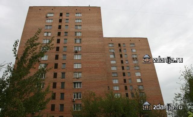 Москва, Зоологическая улица, дом 12, корпус 1 (ЦАО, район Пресненский)