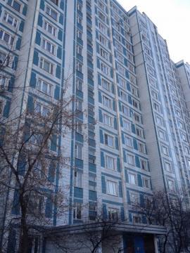 Москва, улица Раменки, дом 7, корпус 2 (ЗАО, район Раменки)