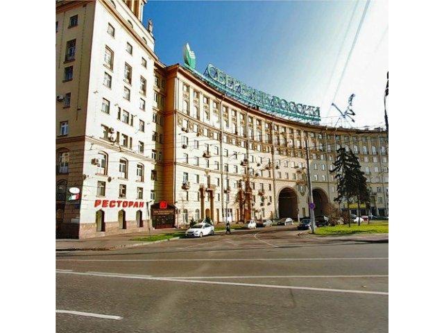 Москва, Ленинский проспект, дом 37А (ЮАО, район Донской)
