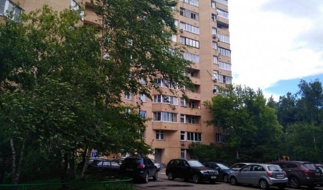 Москва, Ленинский проспект, дом 77, корпус 2 (ЮЗАО, район Гагаринский)