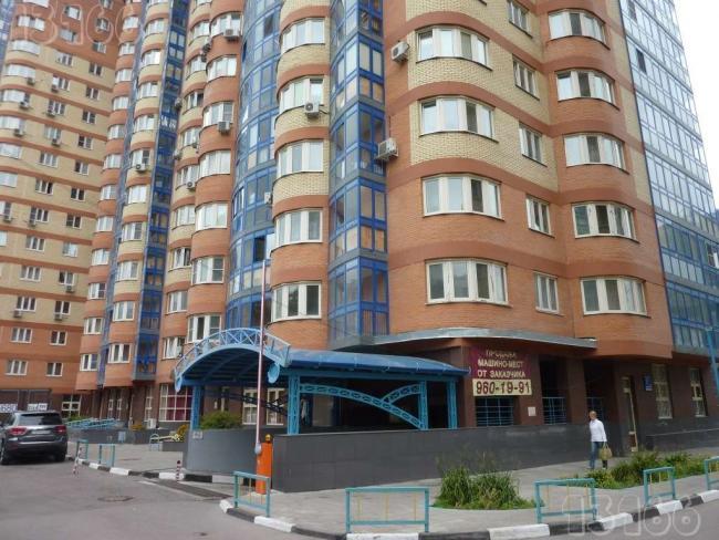 Москва, Ленинский проспект, дом 107, корпус 3 (ЮЗАО, район Обручевский)