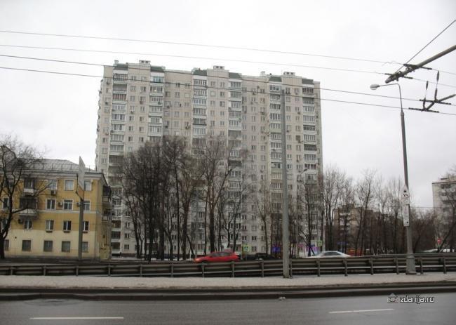 Москва, Ярославское шоссе, дом 107, корпус 2, Серия П111М (СВАО, район Ярославский)