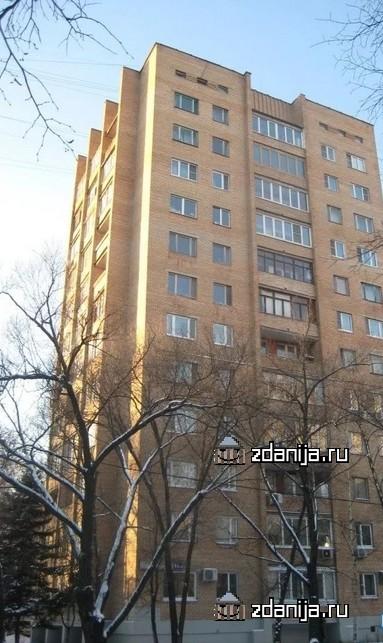 Москва, 2-я Владимирская улица, дом 46, корпус 3 (ВАО, район Перово)