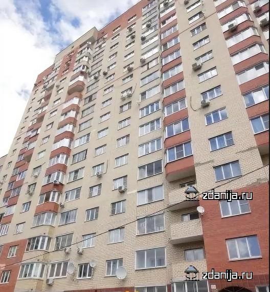 Москва, улица Милашенкова, дом 12Г (СВАО, район Бутырский)
