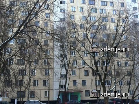 Москва, улица Пришвина, дом 13, Серия I605-АМ (СВАО, район Бибирево)