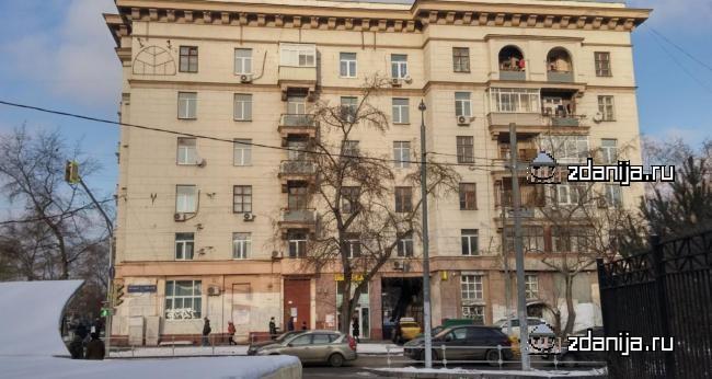 Москва, Бутырская улица, дом 84 (СВАО, район Бутырский)