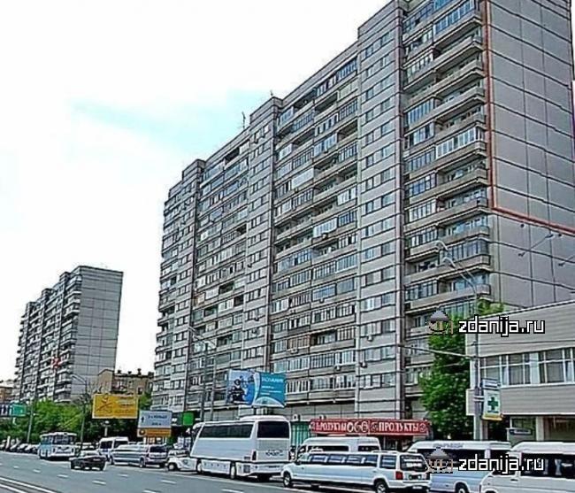 Москва, Бутырская улица, дом 15 (САО, район Савеловский)
