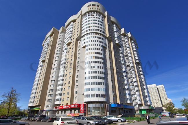 Москва, улица Яблочкова, дом 16 (СВАО, район Бутырский)