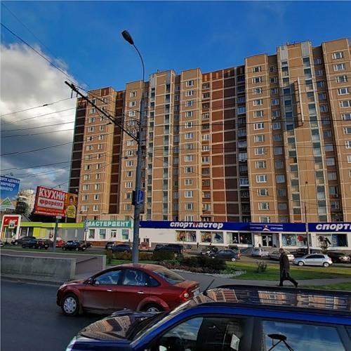 Москва, Ярославское шоссе, дом 12, корпус 2, Серия П-55 (СВАО, район Ярославский)