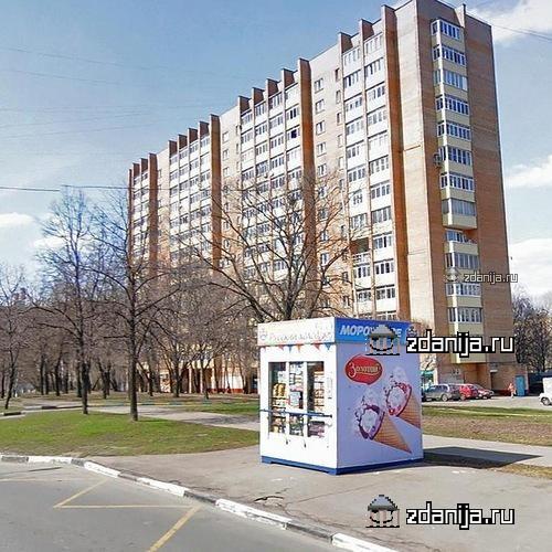 Москва,Байкальская улица, дом 23 (ВАО, район Гольяново)