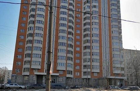 Москва, Алтайская улица, дом 20, Серия П-44т (ВАО, район Гольяново)