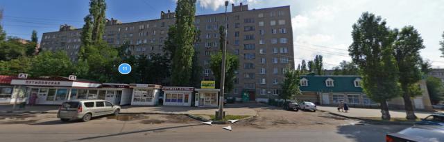 серия домов в Воронеже.