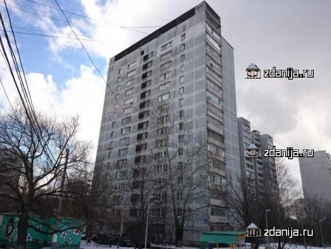 Москва, Севанская улица, дом 25/31, Серия II-68 (ЮАО, район Царицыно)