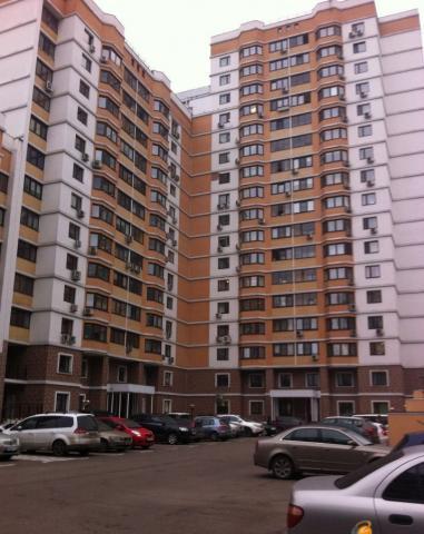 Москва, Коломенская улица, дом 21, корпус 3 (ЮАО, район Нагатинский Затон)