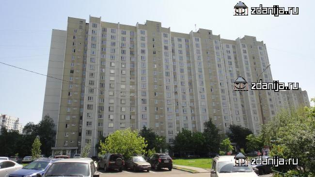 Москва, Новокосинская улица, дом 24, корпус 3 (ВАО, район Новокосино)