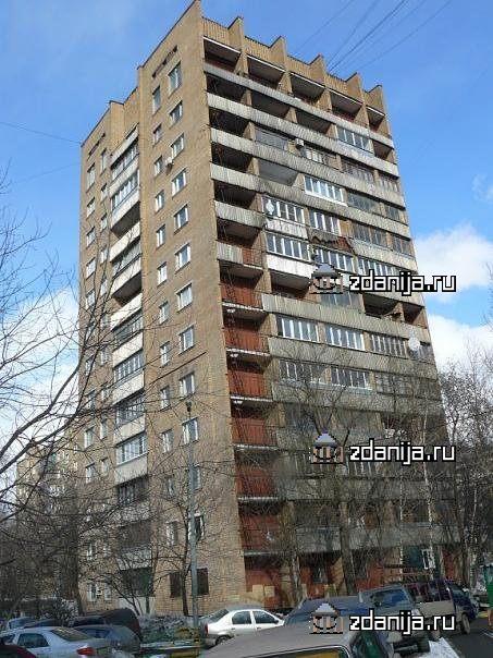 Москва, Малая Тульская улица, дом 24, Башня Вулыха II-67 «Москворецкая» (ЮАО, район Даниловский)