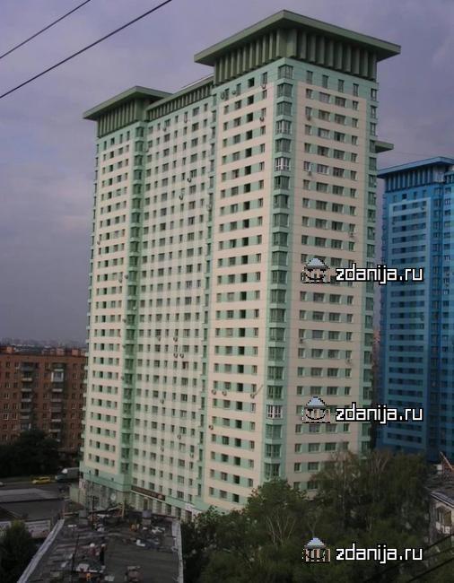 Москва, Авиационная улица, дом 63 (СЗАО, район Щукино)