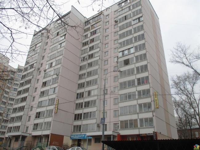 Москва, улица Гришина, дом 2, корпус 2, Серия П-46м (ЗАО, район Можайский)