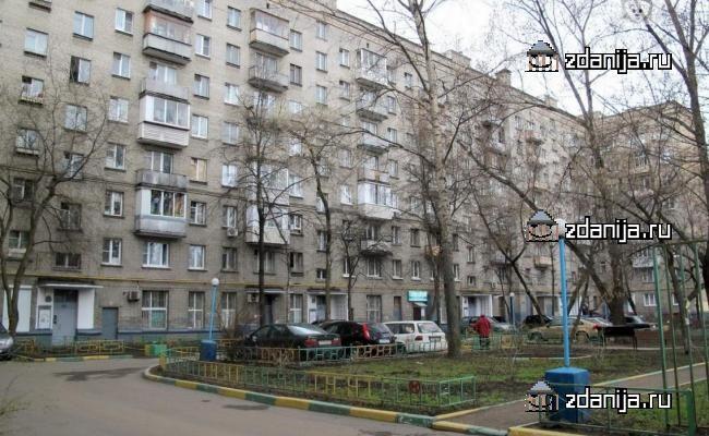 Москва, Трифоновская улица, дом 49 (ЦАО, район Мещанский)