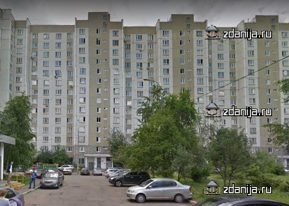 Москва, Новокосинская улица, дом 10, корпус 1, Серия П-44 (ВАО, район Новокосино)