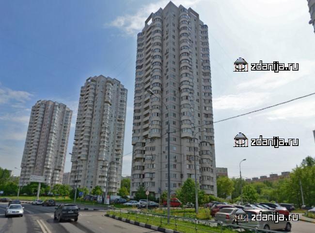Москва, улица Гурьянова, дом 19, корпус 1 (ЮВАО, район Печатники)
