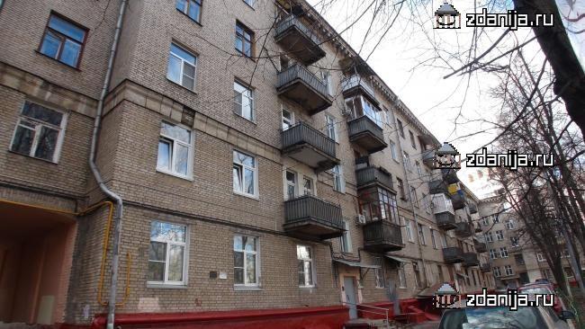 Москва, улица Гришина, дом 18, корпус 1 (ЗАО, район Можайский)