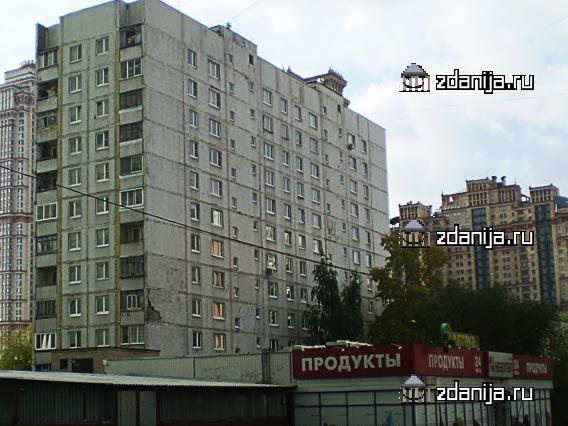 Москва, Авиационная улица, дом 67, корпус 1, Серия П-30 (СЗАО, район Щукино)