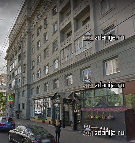 Москва, Большая Пироговская улица, дом 37-43, корпус А (ЦАО, район Хамовники)