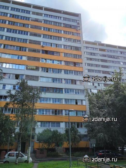 Москва, Измайловский проезд, дом 9, корпус 2, Серия И209а (ВАО, район Измайлово)