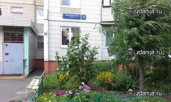 Москва, Измайловский проезд, дом 13, Серия П-44 (ВАО, район Измайлово)