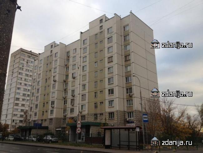 Москва, улица Трофимова, дом 16А, Серия П-44 (ЮВАО, район Южнопортовый)