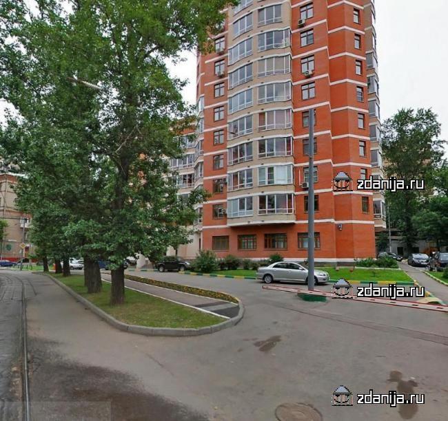 Москва, 3-й Самотечный переулок, дом 16 (ЦАО, район Тверской)